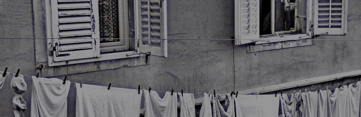 CroALa cover page image: Dubrovnik, windows